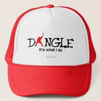 DANGLE TRUCKER HAT