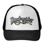 Danglemeister (chrome) trucker hat