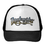 Danglemeister (cromo) gorras de camionero