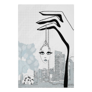 Dangling Participles Poster