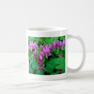 Dangling Pink Heats In The Garden Coffee Mug