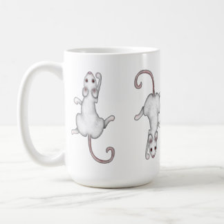 Dangly Mousey Coffee Mug