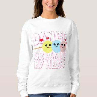 Dango Breaking My Heart II Sweatshirt