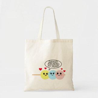 Dango Breaking My Heart Tote Bag