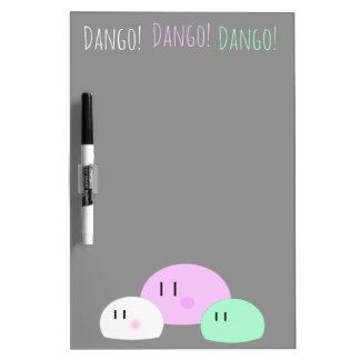 """""""Dango, Dango, Dango!"""" Dry-Erase Board"""