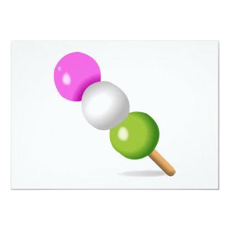 Dango - Emoji Card