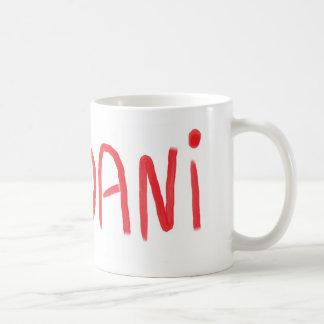 DANI COFFEE MUG