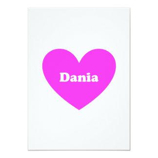 Dania Card