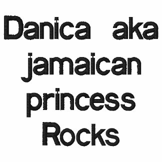 Danica aka jamaican princess