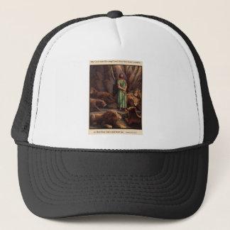 Daniel  6 22 trucker hat