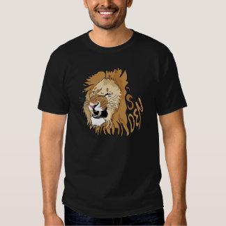 Daniel and the Lion's Den T Shirt