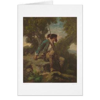Daniel Boone (1251) Card