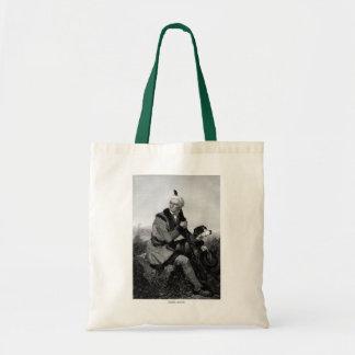 Daniel Boone Budget Tote Bag
