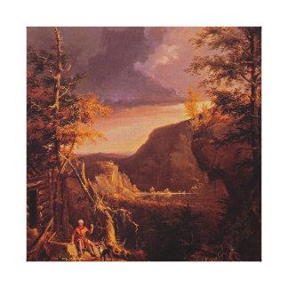 Daniel Boone Canvas Print