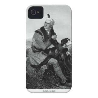 Daniel Boone Case-Mate iPhone 4 Case