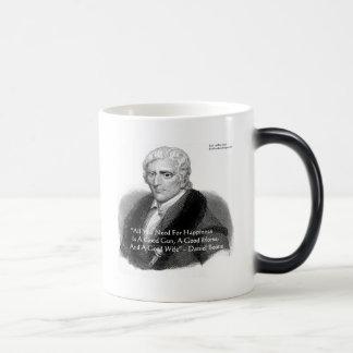 Daniel Boone Humor Quote Gifts Tees Cards Etc Magic Mug