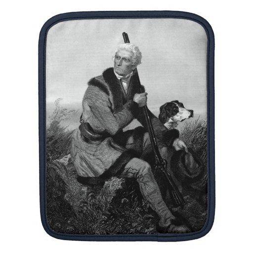Daniel Boone iPad Sleeve