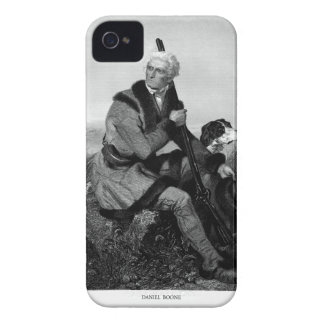 Daniel Boone iPhone 4 Cases