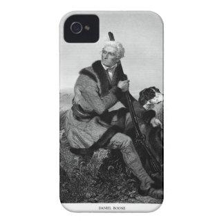 Daniel Boone iPhone 4 Covers
