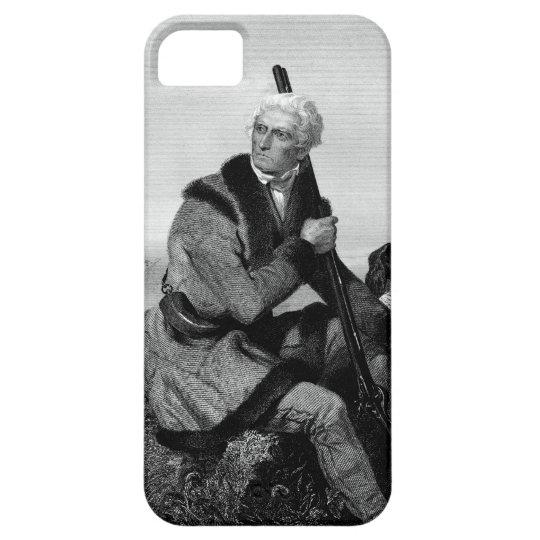 Daniel Boone iPhone SE/5/5s Case