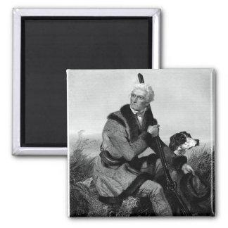 Daniel Boone Magnet