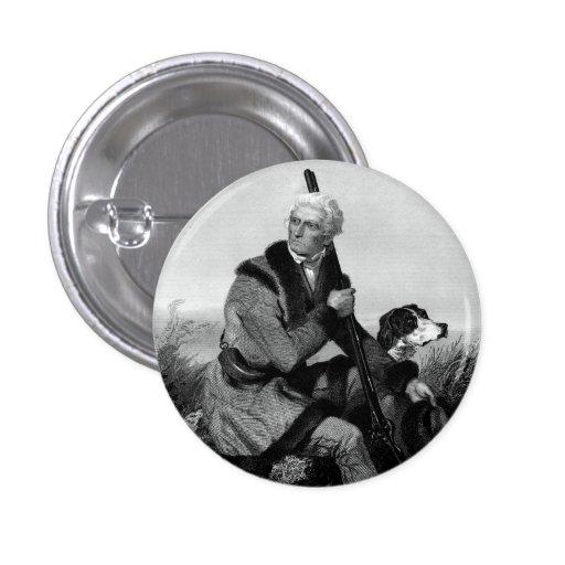Daniel Boone Pin