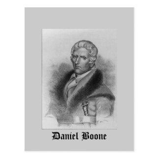 Daniel Boone Postcard