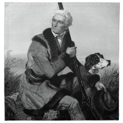 Daniel Boone Servilletas