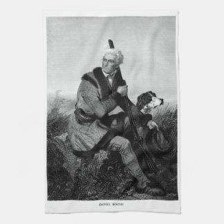 Daniel Boone Towel