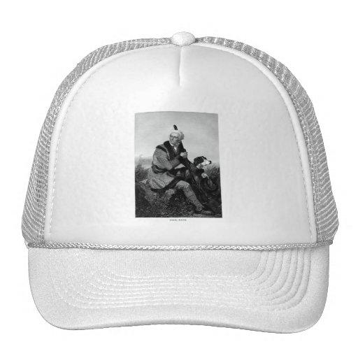 Daniel Boone Trucker Hat