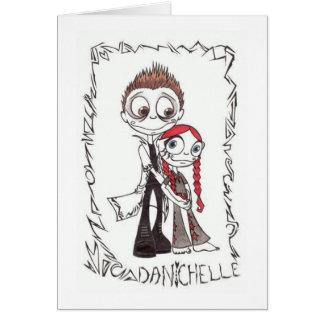Daniel & Chelle Card