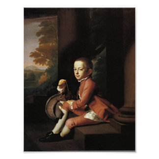 Daniel Crommelin Verplanck - John Singleton Copley Póster