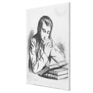 Daniel d'Arthez Canvas Print