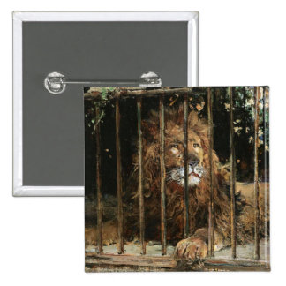 Daniel Hernández Morillo: At the Lion Cage Pin