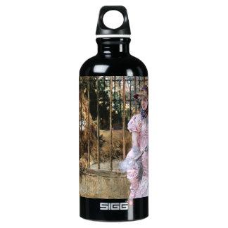 Daniel Hernández Morillo: At the Lion Cage SIGG Traveler 0.6L Water Bottle