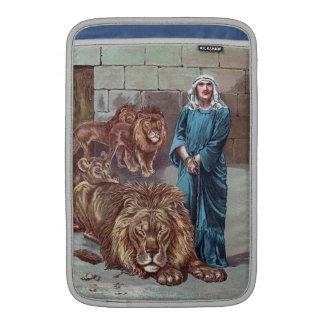 """Daniel in the Lions Den MacBook Air 11"""" Sleeve MacBook Sleeves"""