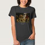 Daniel in the Lion's Den Peter Paul Rubens paint T Shirt