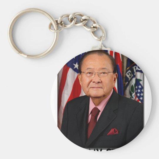 Daniel Inouye, That's My Senator! Keychain