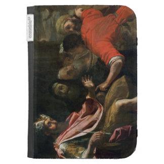 Daniel Interpreting Nebuchadnezzar's First Dream ( Kindle 3G Cover