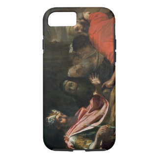 Daniel Interpreting Nebuchadnezzar's First Dream ( iPhone 7 Case