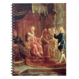 Daniel Interprets Nebuchadnezzar's First Dream (oi Notebook