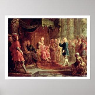 Daniel Interprets Nebuchadnezzar's First Dream (oi Poster