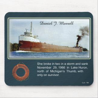 Daniel J. Morrell shipwreck mousepad