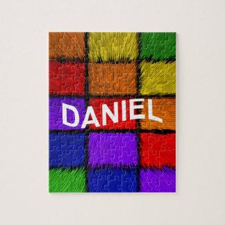 DANIEL JIGSAW PUZZLE