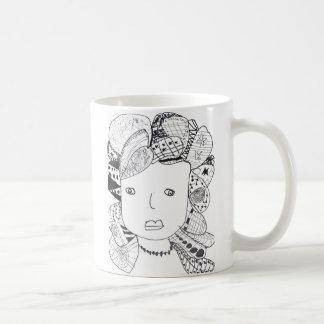 Daniel Kalotov Classic White Coffee Mug