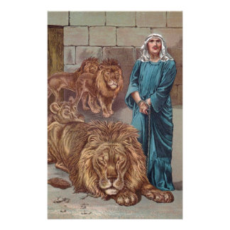Daniel Lions Den Stationery