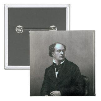 Daniel Maclise, Esq. RA Pinback Button