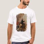 Daniel Maclise  painting his mural T-Shirt