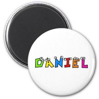 Daniel Refrigerator Magnet