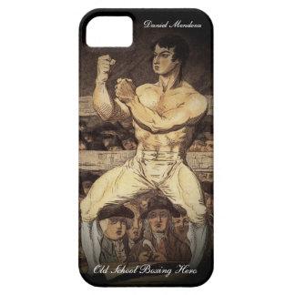 Daniel Mendoza IPhone 5 Case - Old School Boxing